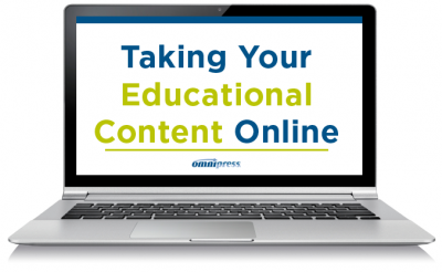 Taking Your Educational Content Online