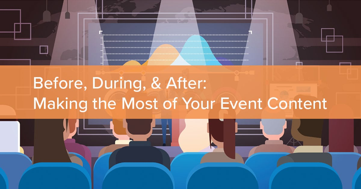 conference event content