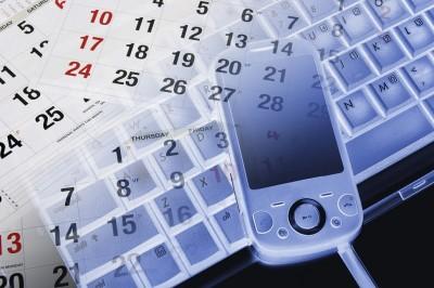 Smart Phone and Calendar