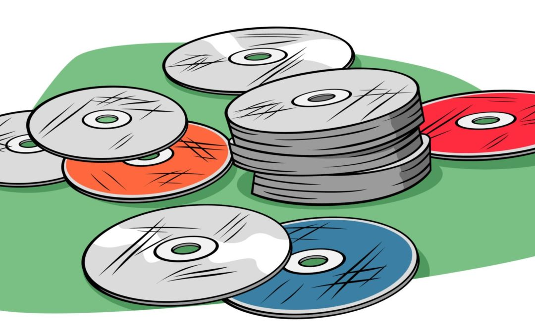Choose CDs & USBs for Easy Content Delivery