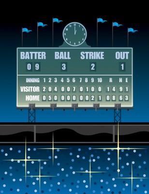 Scoreboard - Smaller