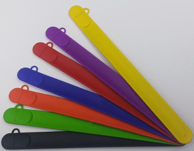slapband USBs for conferences