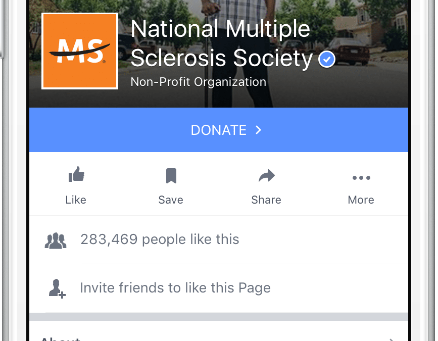 "What Facebook's New ""Fundraiser"" Pages Mean for Associations & Nonprofits"