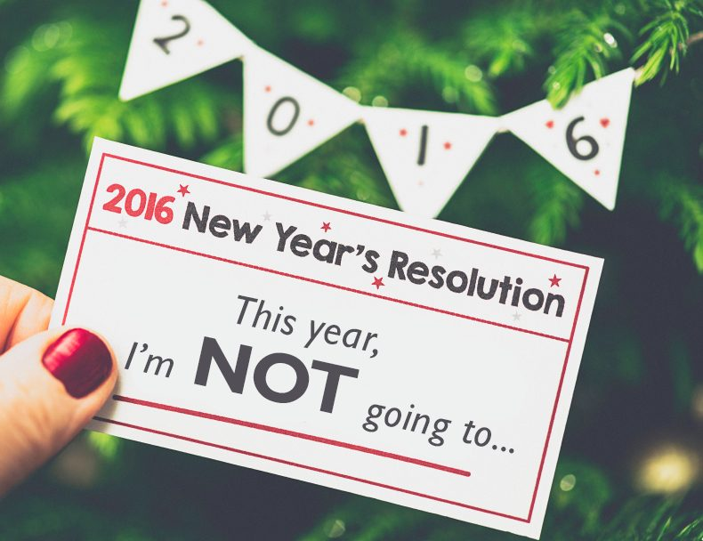 Embrace the Anti-Resolution in 2016