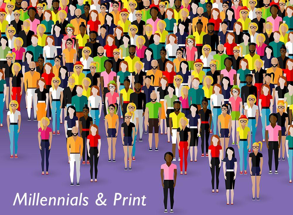 Millennials & Print