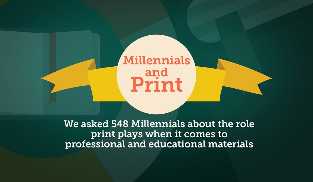 Millennials and Print: The Surprising Views of the Digital Generation