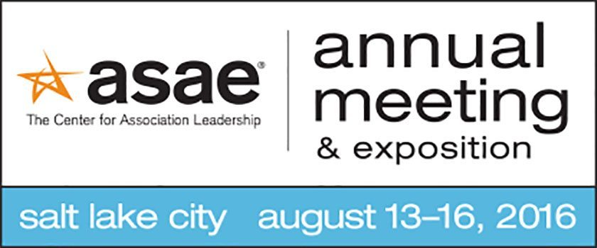 Looking Back on ASAE Annual 2016