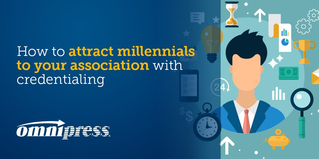 How to Attract Millennials to Your Association with Credentialing