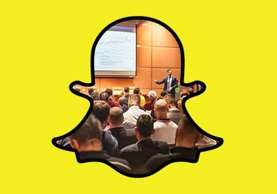 Snapchat for your conference