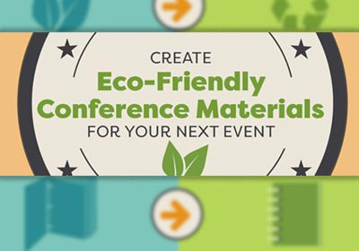 Eco-Friendly Options for Creating Conference Materials