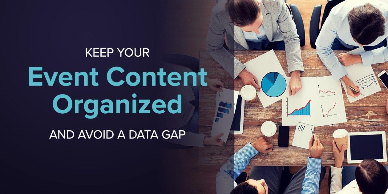Avoid a Data Gap