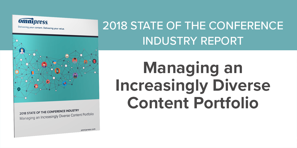 Now Available: The 2018 State of the Conference Industry Report