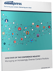 2018 Conference Industry Report: The Expanding Role of Conference Content