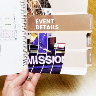 cesse conference program booklet