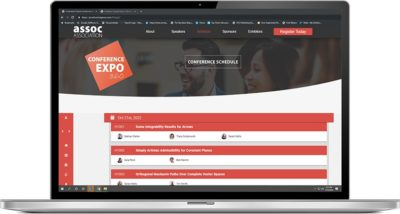Manage final digital and printed conference content from CATALYST